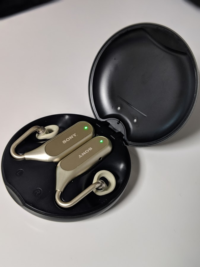 Xperia Ear Duo XEA20 の画像
