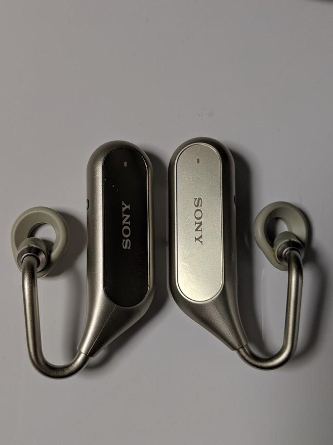 Xperia Ear Duo XEA20 の本体の画像
