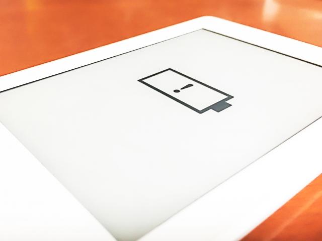 MAMORIO(マモリオ)のバッテリーについての画像