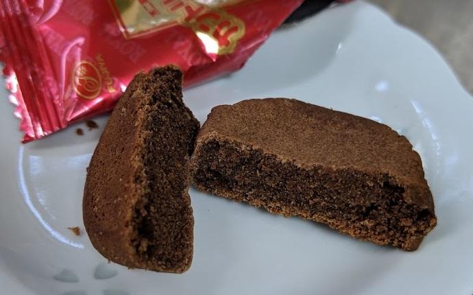 カントリーマアムロイヤル(餡(あん)ショコラ)は美味しいか?まずいか?の画像