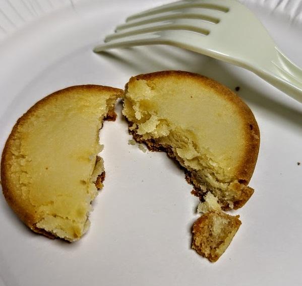 不二家 カントリーマアムベイクショップ 焼きチーズタルトは美味しいか?まずいか?の画像