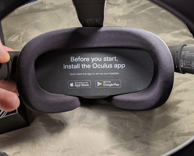 Oculus Quest(オキュラス クエスト)の画像