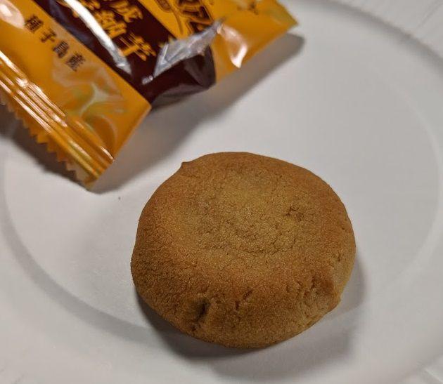 カントリーマアム(熟成焼き安納芋)の中身の画像