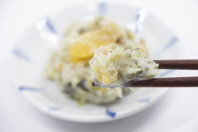 カルビー ポテトチップス(わさび漬味)