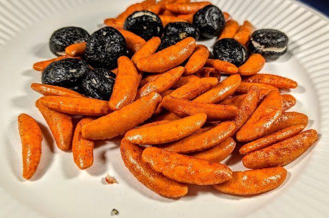 柿の種(ギャラクシーミックス)