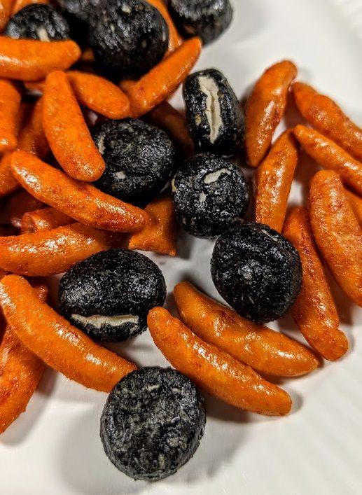 柿の種(ギャラクシーミックス)の画像