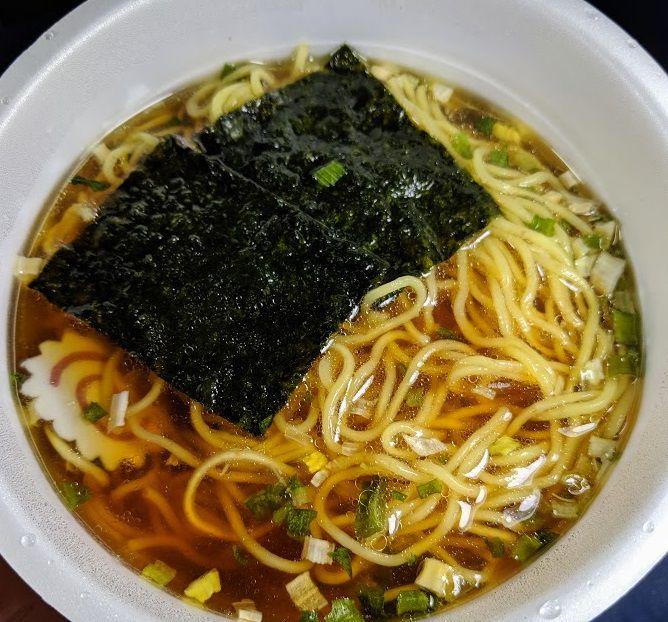 日清麺職人(醤油)