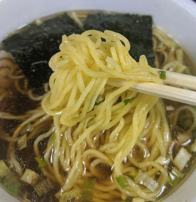 日清麺職人(醤油)は美味しいか?まずいか?の画像