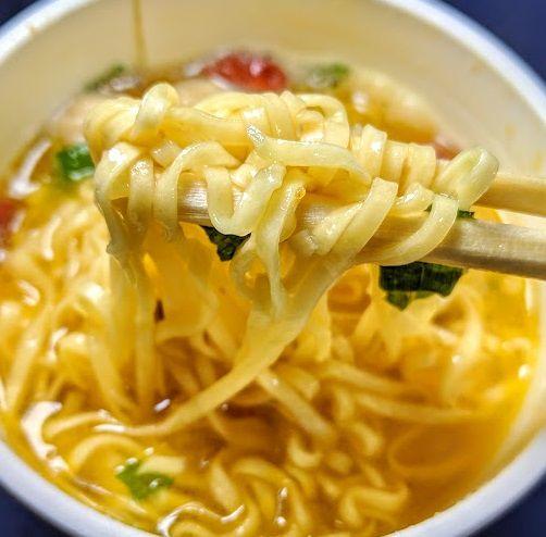 カップヌードルリッチ(スッポンスープ味)は美味しいか?まずいか?の画像