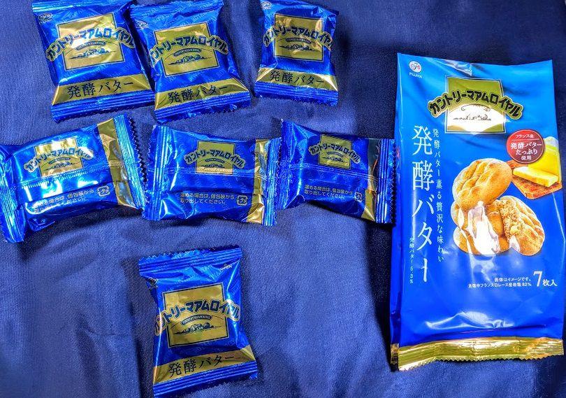 カントリーマアムロイヤル(発酵バター)の画像
