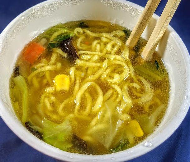 ラーメンモッチッチ(野菜タンメン)の画像