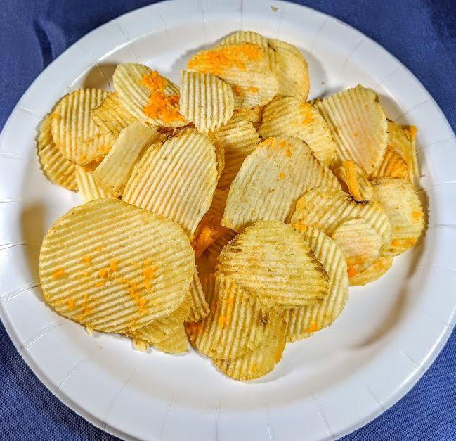 ピザポテト(コク濃チーズ味)の画像