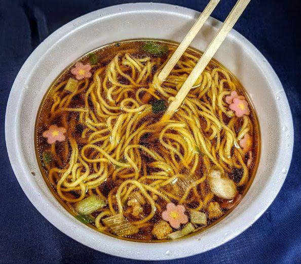 日清麺職人(鴨だし)の画像