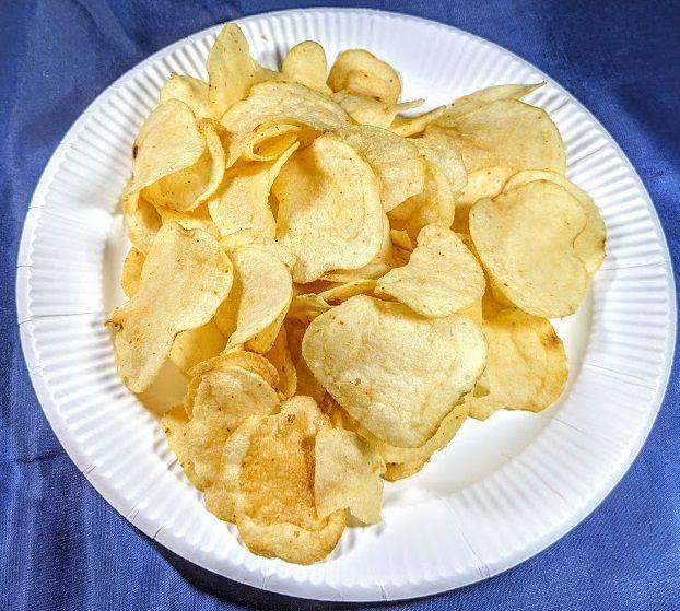 ポテトチップス栃木の味(宇都宮焼餃子味)の画像
