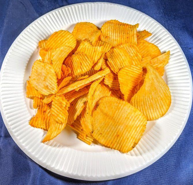 ポテトチップス群馬の味(ベスビオスパゲッティ味)の画像