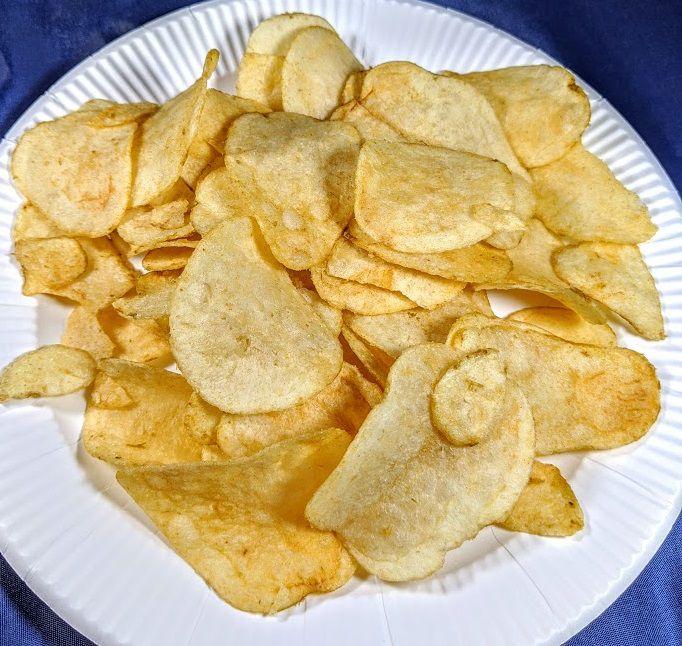 ポテトチップス山梨の味(ほうとう味)の画像