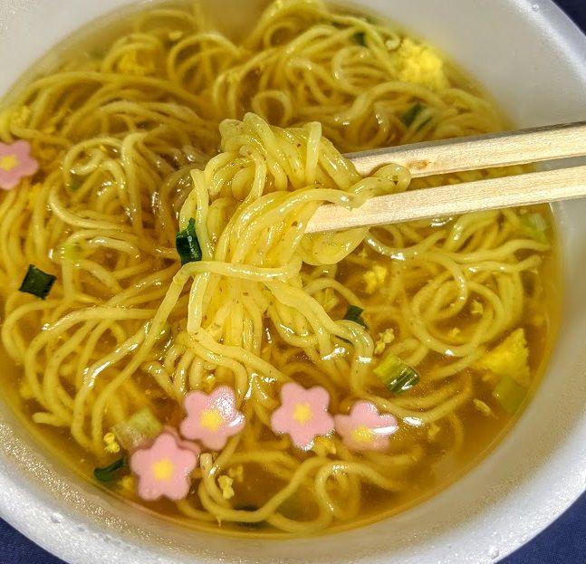 日清麺職人(ふぐだし)は美味しいか?まずいか?の画像