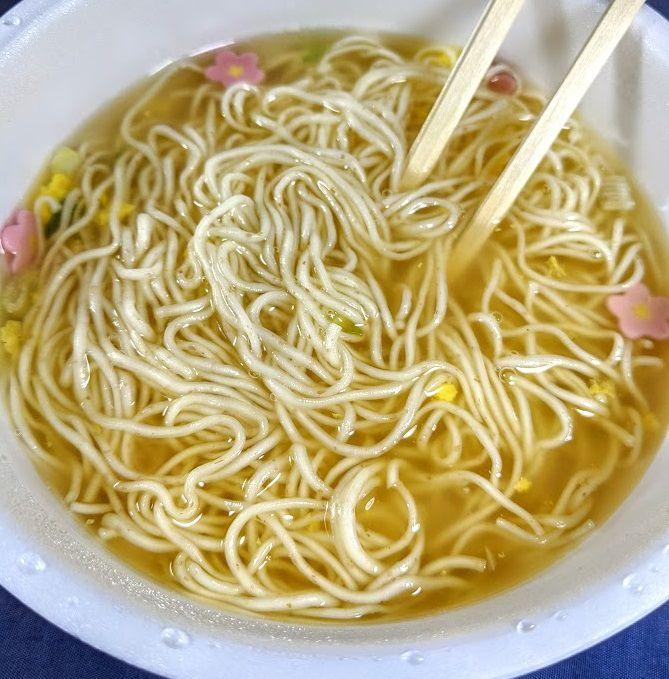 日清麺職人(ゆず香る鯛だしにゅうめん)の画像