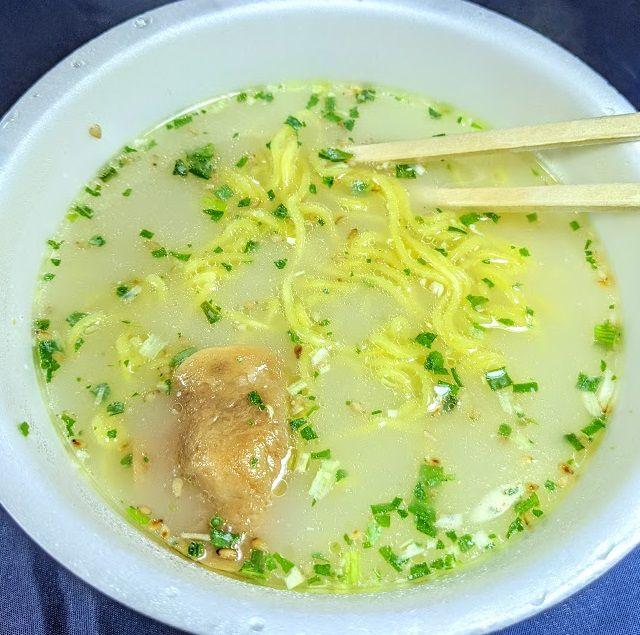 マルちゃん麺づくり(丸鶏だし塩白湯)の画像