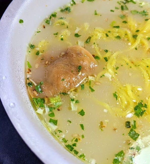 マルちゃん麺づくり(丸鶏だし塩白湯)は美味しいか?まずいか?の画像