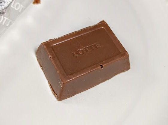 ロッテ チェリーブランデーは美味しいか?まずいか?の画像