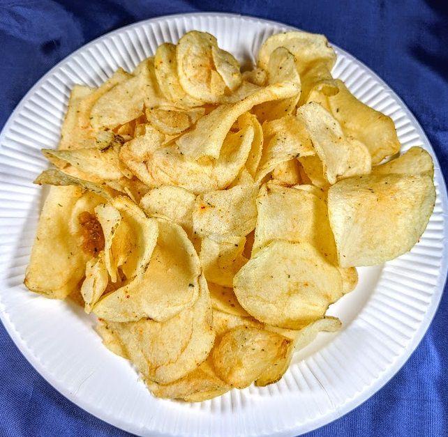 ポテトチップス(フレンチサラダ)の画像